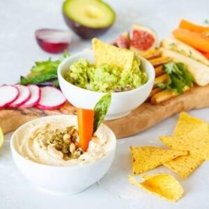 6 recetas de hummus (muy originales) que no te puedes perder