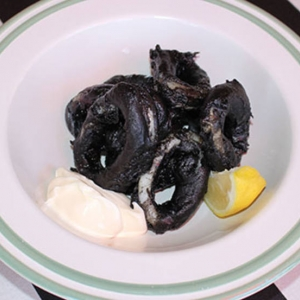 La Boibella, calamares, receta, calamares en témpura