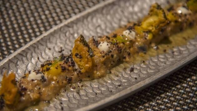 Tartar de sardina