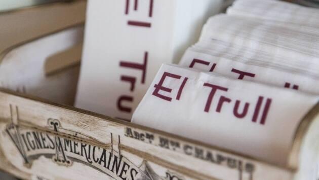 El Trull, Granollers, cocina tradicional, restaurantes El Trull