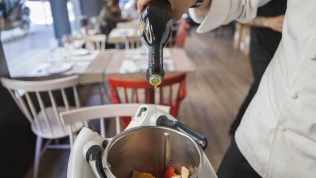 Chico Bar, Gazpacho, Barcelona, receta, restaurante Barcelona
