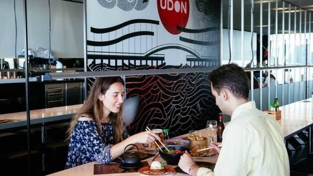 UDON, cinco platos asiáticos para el otoño