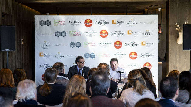 Grandes chefs y alta gastronomía en el Passeig de Gourmets
