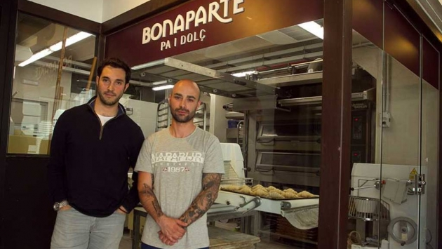 Bonaparte - Mercat Vell de Sant Cugat