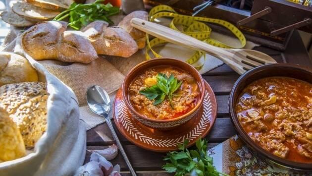 Receta sopa de ajos