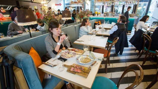 Bella's, brunch all'italiana en la Diagonal