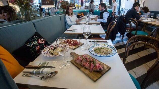 Bella's, brunch all'italiana en la Diagonal