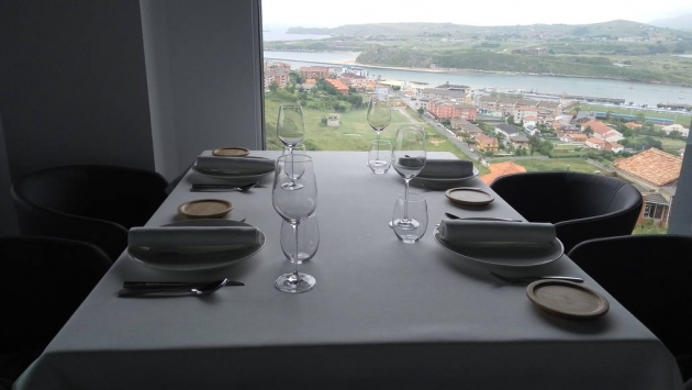 Restaurante Emma, Suances (Cantabria)