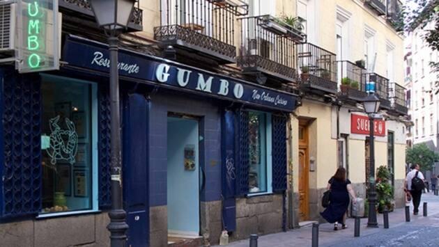 Gumbo, cocina americana, Madrid, restaurantes Madrid