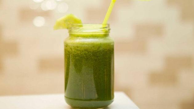 Zumo verde Green, la bebida antioxidante por excelencia