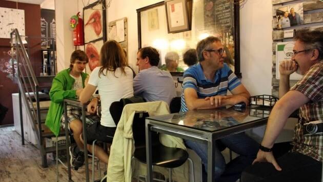Valencia, La Botifarra, Restaurante, cocina de mercado