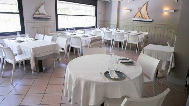 La Mar Salada es un restaurante de cocina marinera con un toque creativo.