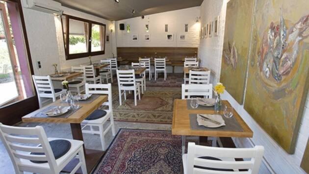 Restaurante Sabors, Regentós, cocina mediteránea, Girona
