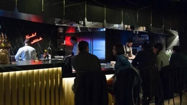 Momiji Atelier, cocina de autor con toques japoneses