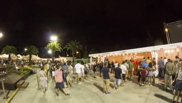 Degustaciones y música en vivo en la 31a Muestra Gastronómica de Cabrils