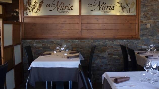 Restaurant Ca La Núria (Bellver de Cerdanya)