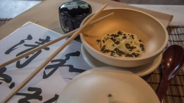 Ceremonia del té japonés (sadou)