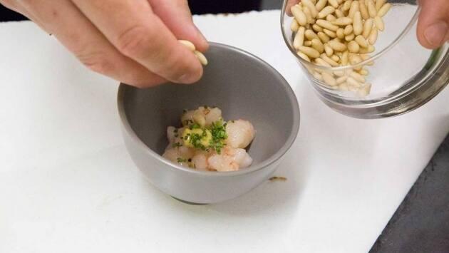 Medi Terraneum, receta, Gazpacho, restaurantes Tarragona