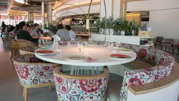 Maná 75º, Barcelona, cocina mediterránea, paellas, gastronomía