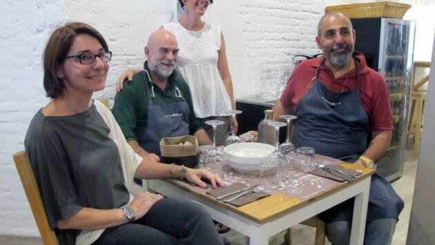 La Bothéca. Italian Flok Food