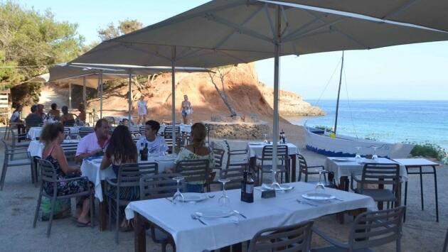 Restaurante Sa Caleta