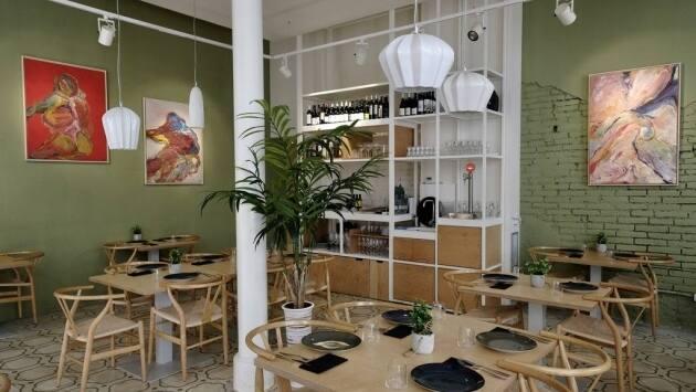 Restaurante Vítric