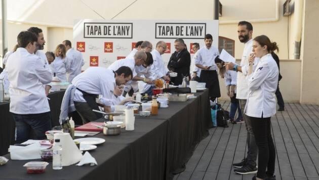 Semifinal Tapa de l'Any 2017