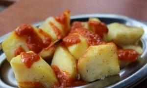 Cómo hacer salsa brava casera