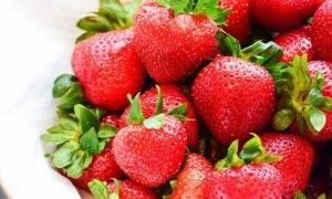 Fresas, la fruta que anuncia el buen tiempo
