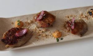 Al Grano, receta de alitas de pollo marinadas, Restaurantes en Valencia
