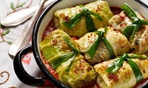 Sarmale, el plato festivo rumano