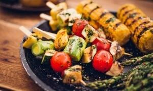 ¿Barbacoa vegetariana? 10 recetas fáciles y sabrosas para triunfar