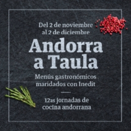 Andorra a Taula 2018