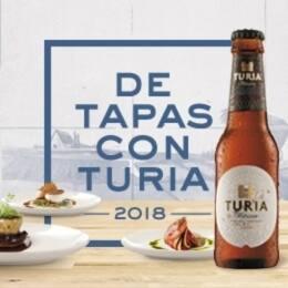 De Tapas con Turia 2018