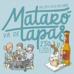 Mataró va de tapes