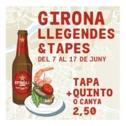 Girona Llegendes & Tapes 2018