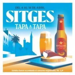 Sitges Tapa a Tapa 2019