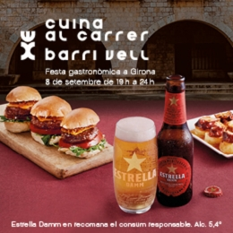 Vuelve 'Cuina al Carrer', la gran fiesta gastronómica del casco antiguo de Girona