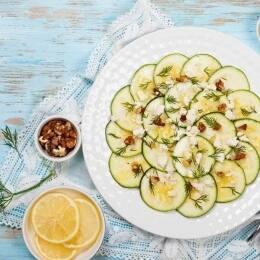5 recetas de cenas frías y ligeras para el verano