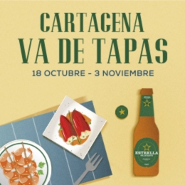 Cartagena va de tapas 2019