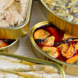 Cocinar no es una lata: 10 recetas con conservas