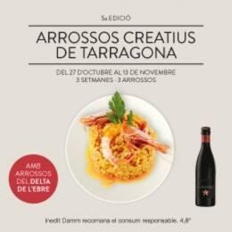 Arrossos creatius de tarragona