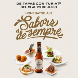 De Tapas con Turia 2019