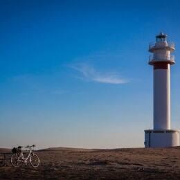 Descubre el Delta del Ebro sobre dos ruedas