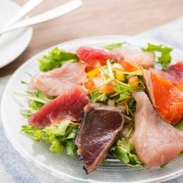 Pescado crudo, más allá del ceviche y el sushi