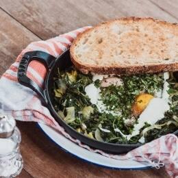6 recetas de espinacas para que la salud y el sabor te acompañen