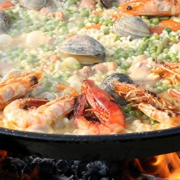 Dónde degustar arroces melosos en Murcia