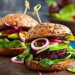 Burgers vegetales