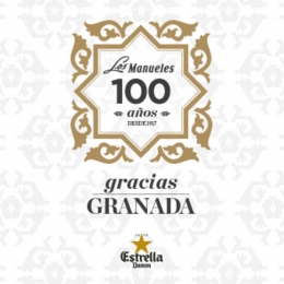 Los Manueles, Granada, aniversario, centenario, cocina andaluza