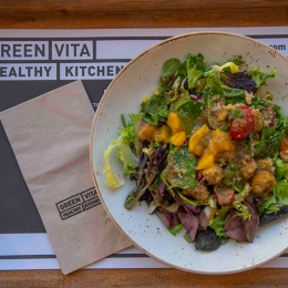 GreenVita Healthy Kitchen